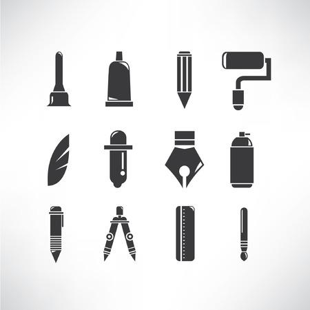 writing tools: writing tools Illustration