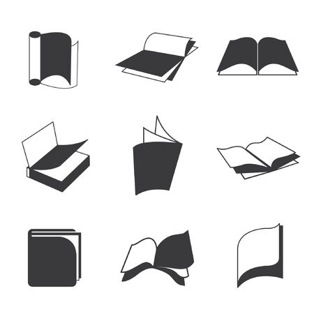 indoctrination: book icons