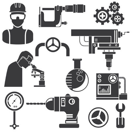 balanza de laboratorio: ingeniería industrial, herramientas industriales