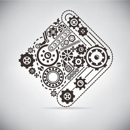 control tools: gear