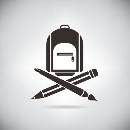 indoctrination: school bag