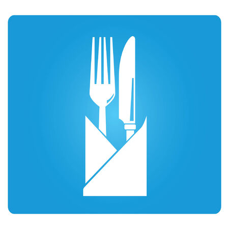 dinning: knife and fork