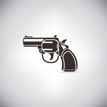 arsenal: retro gun Illustration