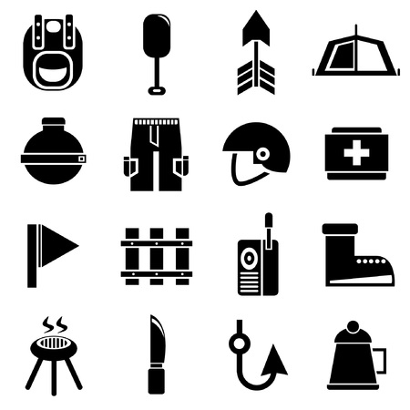 roam: camping icons