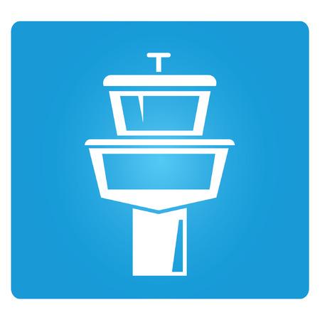 luchthaven toren, verkeerstoren