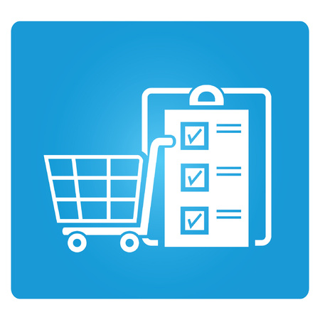 reminder icon: shopping list