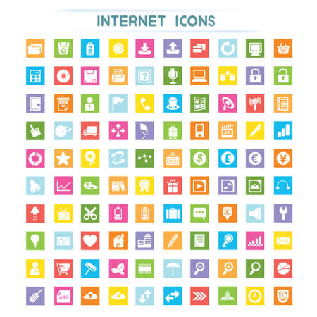 log out: internet icons