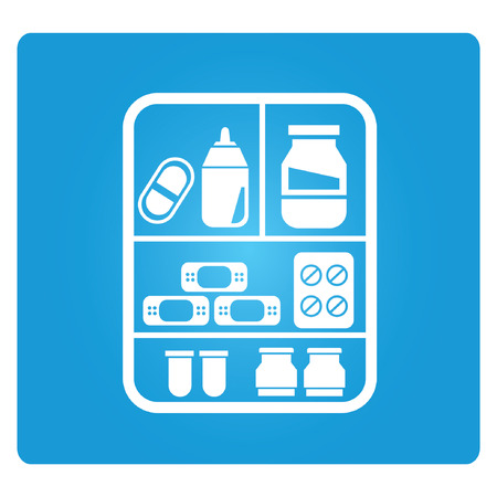 medical supplies Vector