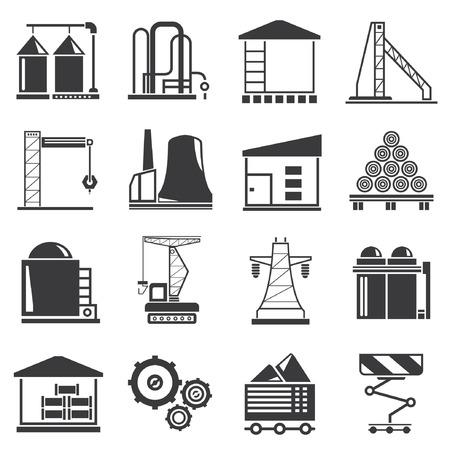 bedrijfshal: industrieel gebouw