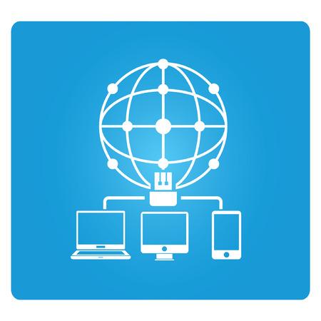 hub: reliant moyeu, la communication globale
