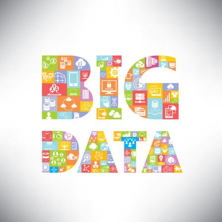 big data: big data, data analysis, analytics