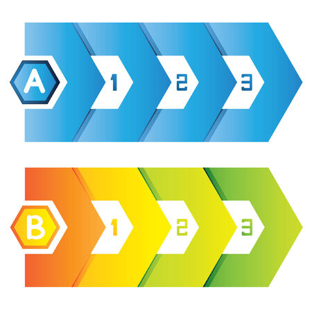 business diagram, business template Illustration