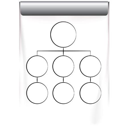 projector screen: schermo del proiettore diagramma