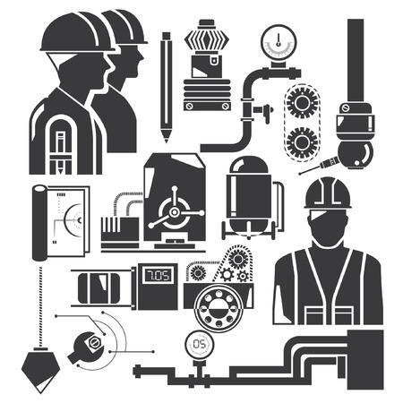 gage: engineering tools, mechanical set