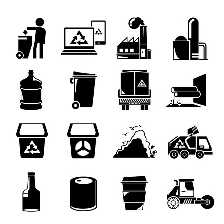 swill: garbage icons