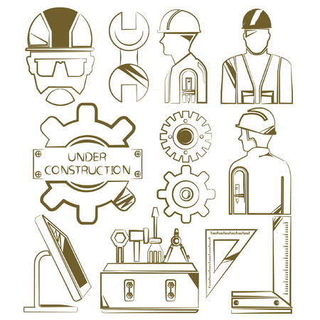 under control: sketch tools, engineering set