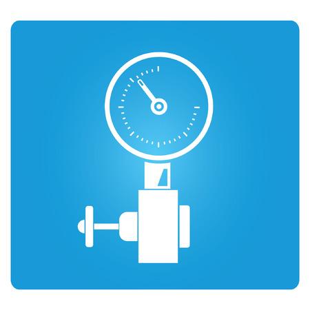 admeasure: gauge symbol