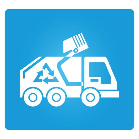dross: garbage truck