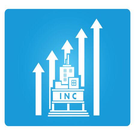 corporation: company, corporation Illustration