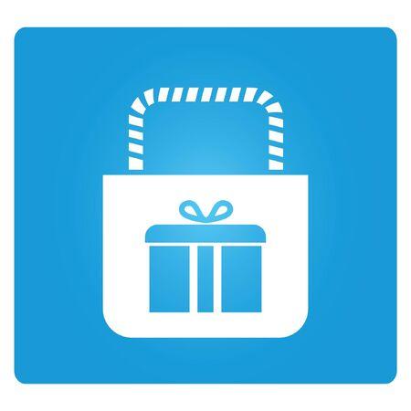 bolsa de regalo: bolsa de regalo Vectores