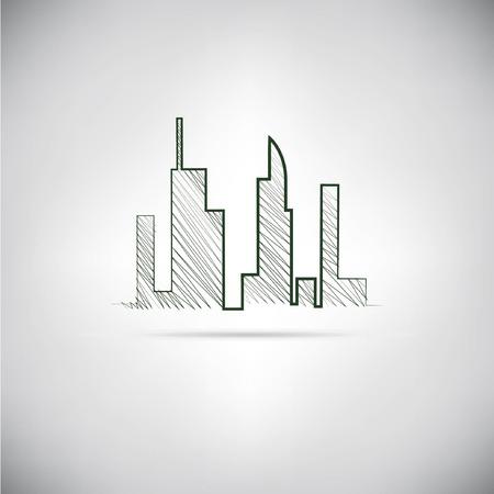 burgh: city skyline