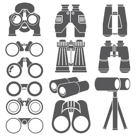 binocular set
