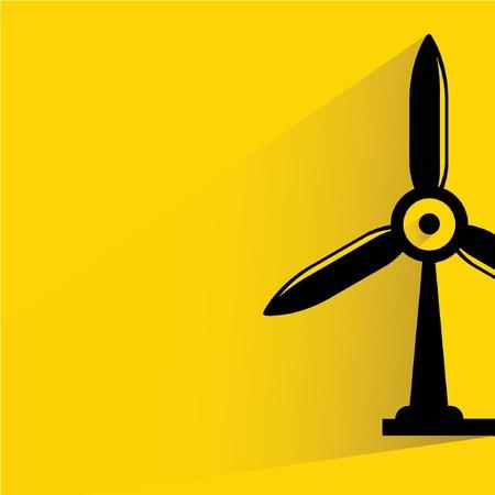 wind wheel: wind turbine