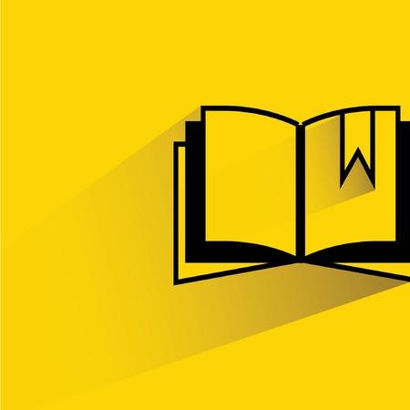 달성: 책 일러스트