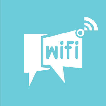 wifi sign: wifi sign Illustration
