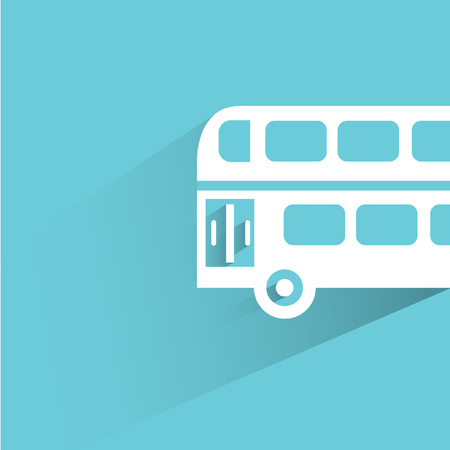 bus, transportation concept background Vector