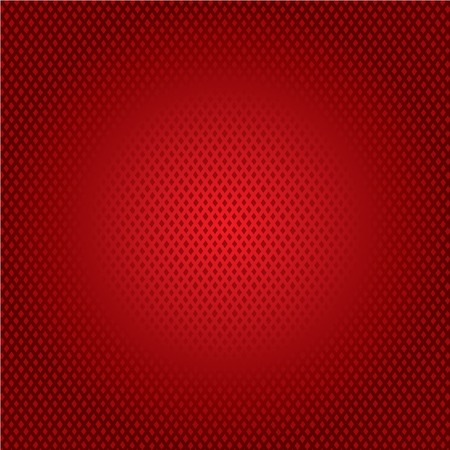 lustrous: red grid background Illustration