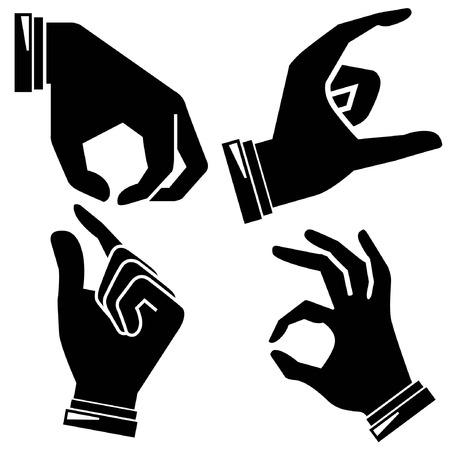 ok sign: hand gesture sign