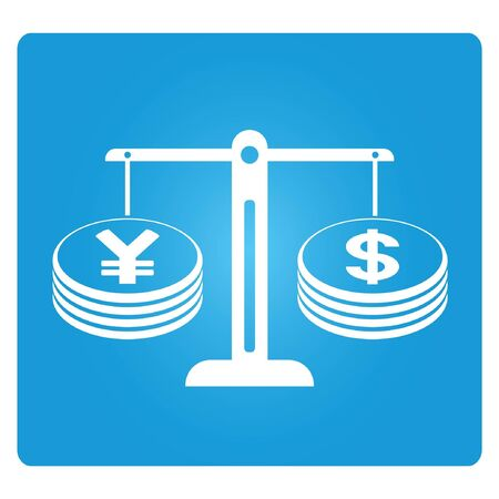 equivalence: yuan and dollar currency