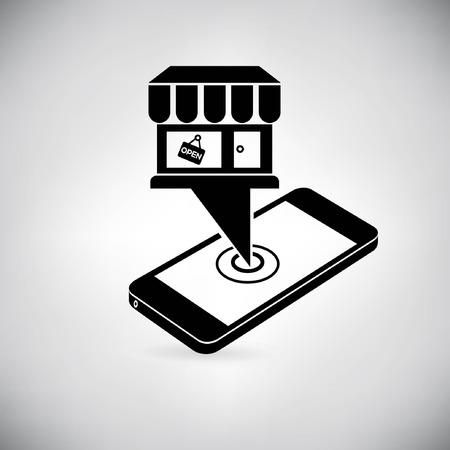 obchod: mobile commerce, mobilní nakupování