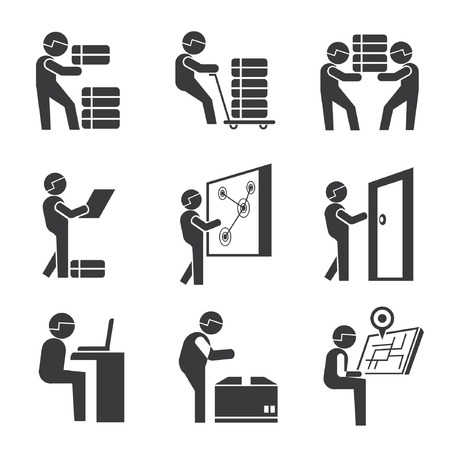 metier: working people