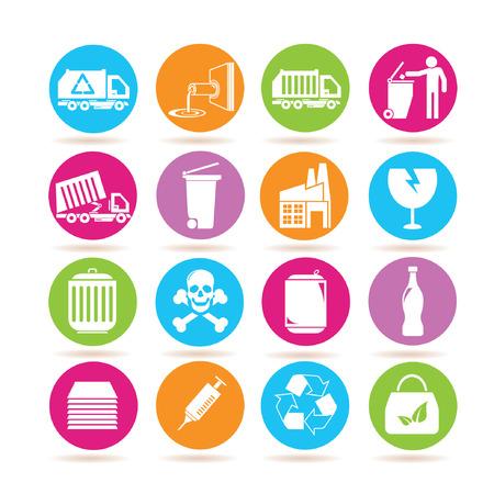 dross: trash icons