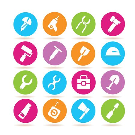 mattock: tools icons