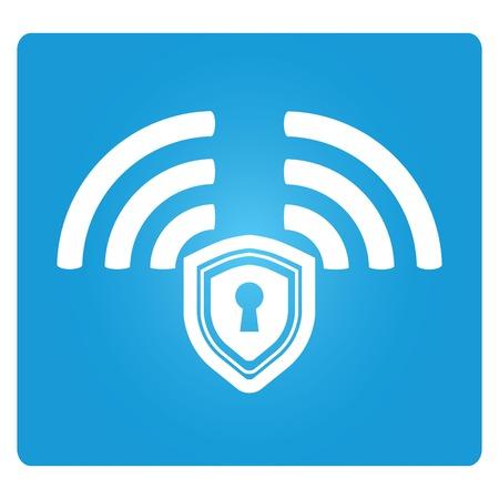 security wifi Vector