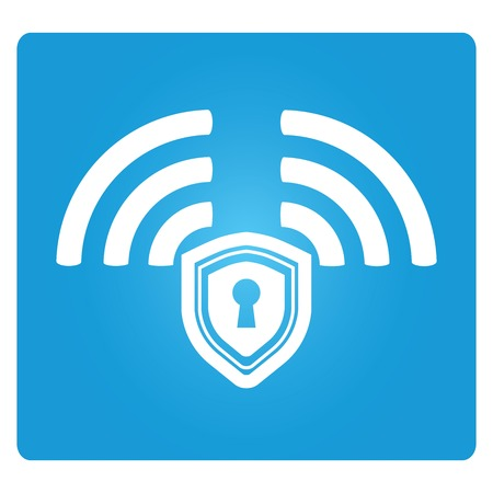 security wifi Illustration
