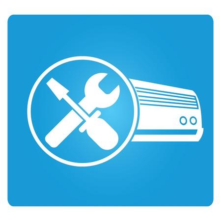 saubere luft: Klimaanlage Service