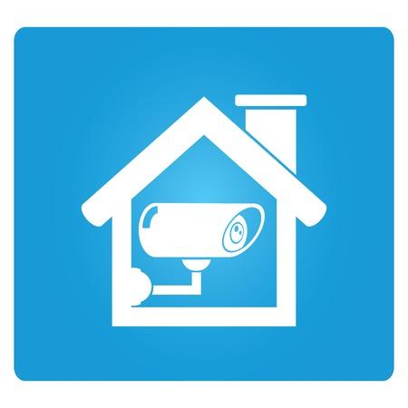 Sicherheit zu Hause Standard-Bild - 32903173