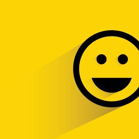 gleeful: smile emoticon
