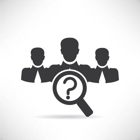 human resource Vectores