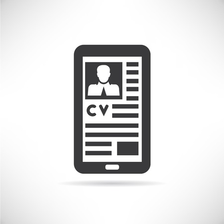 the applicant: resume, job application online