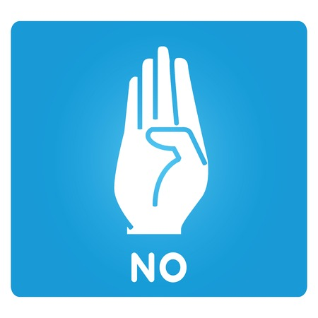 waive: no hand sign