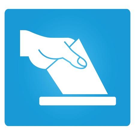 pronounce: vote Illustration