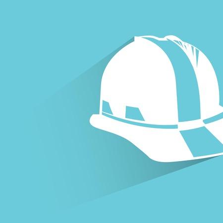 safety helmet Illustration