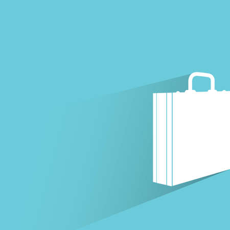briefcase icon: business bag