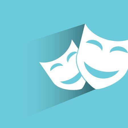 gleeful: masks