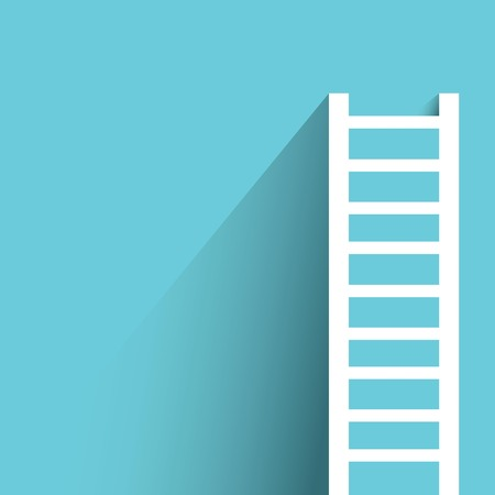 prospects: stairway, challenge Illustration
